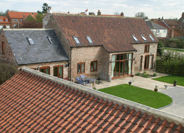 Asselby Barn Conversion